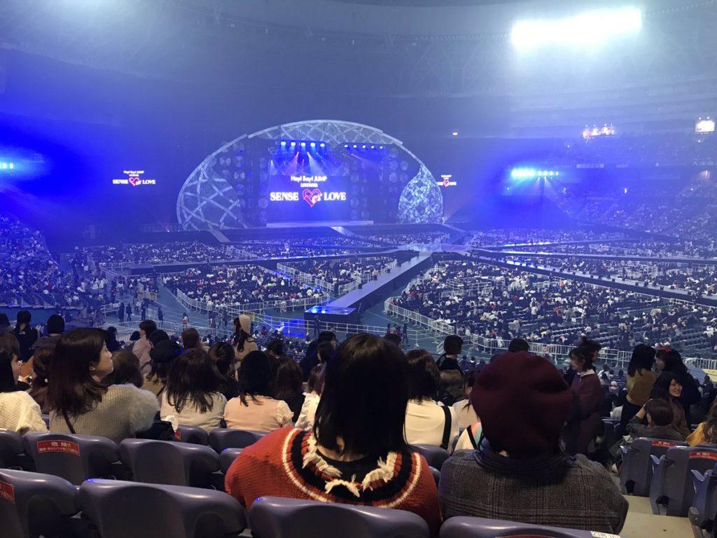 Hey Say Jumpライブ2018 京セラ大阪 12 2 セトリ 2日目の感想レポ